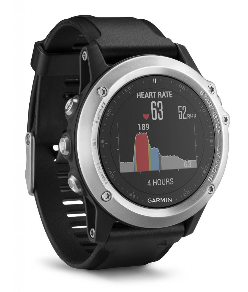 Garmin Fenix 3 HR - Reloj multideporte con GPS